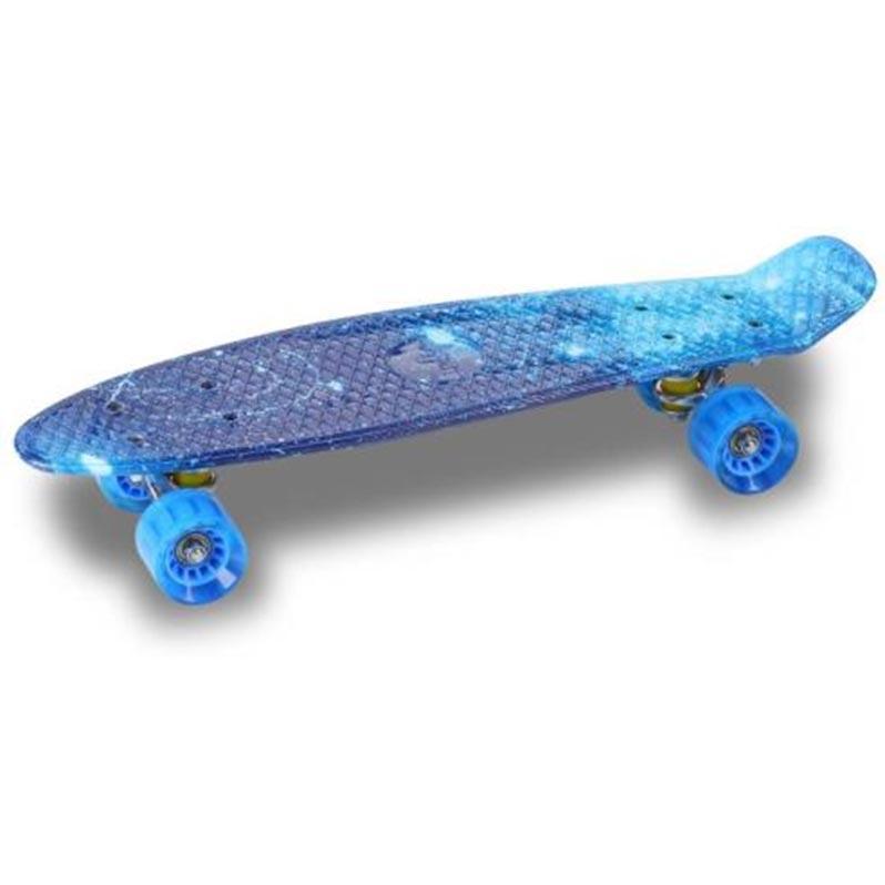 Скейт-круизер INDIGO LS-P2206B SPACE