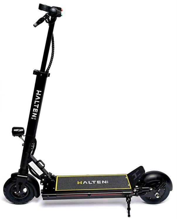 Электросамокат Halten RS-01 Черный