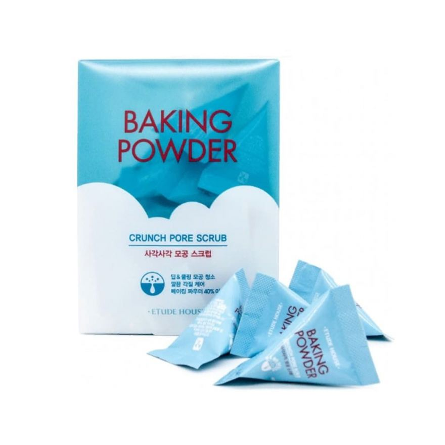 Скраб для лица BAKING POWDER CRUNCH PORE SCRUB, 7gх24