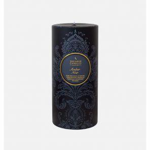 """Шотландская ароматическая свеча-колонна  """"Абмра Нуар"""" AMBER NOIR PILLAR CANDLE."""