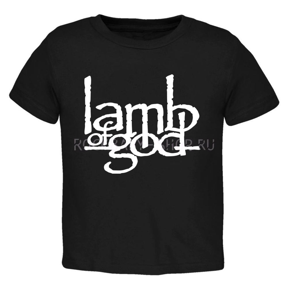 Футболка Lamb of God