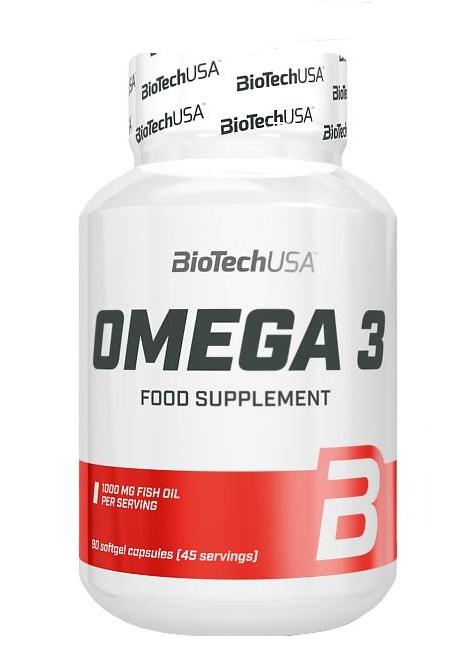 Omega 3 от BioTechUSA 90 кап