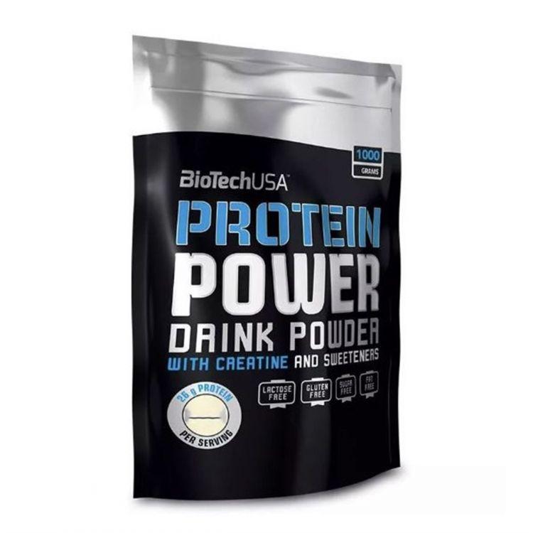 Протеин Protein Power от BioTechUSA 1000 гр