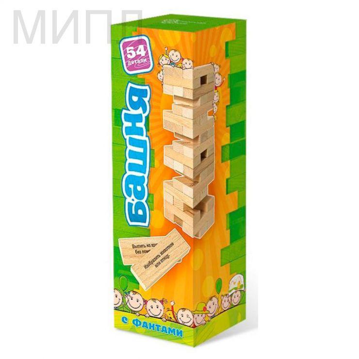 Башня с фантами для детей