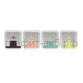 Ластик MILAN Silver в пластиковом чехле CMMS430SL