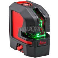 Leica Lino L2G-1 - лазерный нивелир (зеленый)