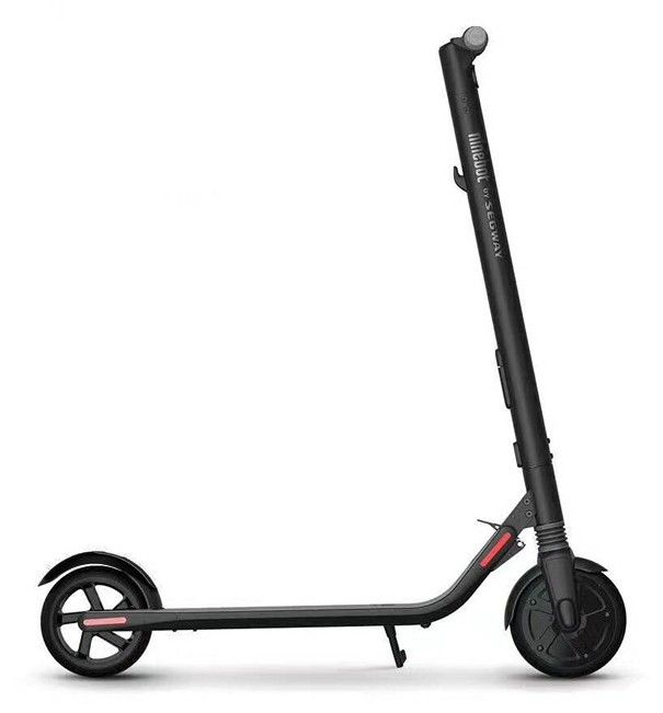 Электросамокат Ninebot by Segway KickScooter ES1 Черный