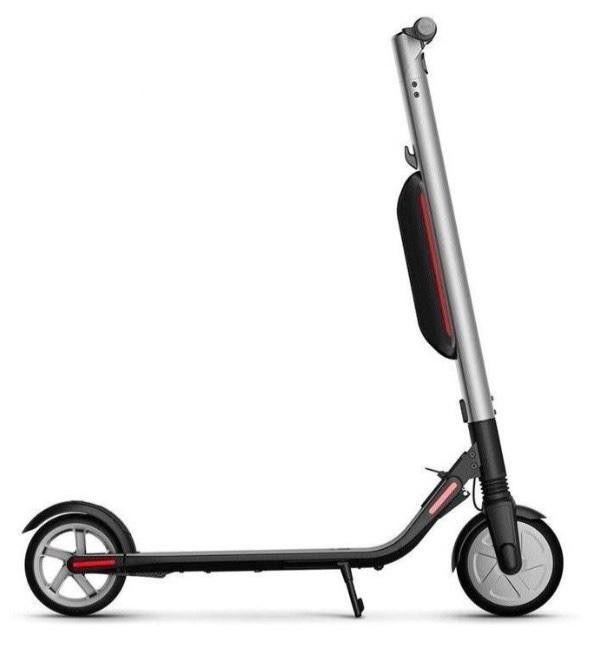 Электросамокат Ninebot by Segway KickScooter ES4 Серебристый