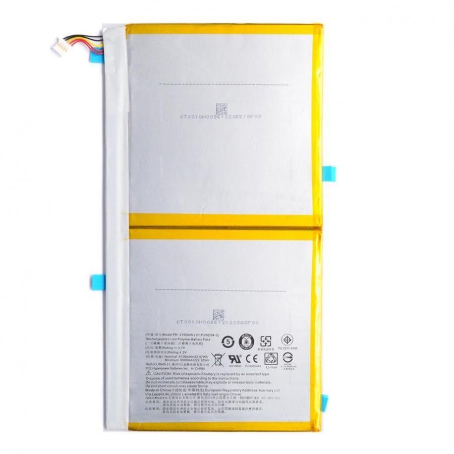 Аккумулятор Acer Iconia One 10 B3-A20/Iconia One 10 B3-A30/Iconia Tab A3-A40 (PR-279594N) Оригинал