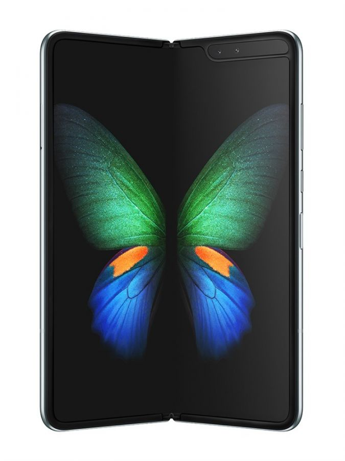 Samsung Galaxy Fold 512Gb Silver