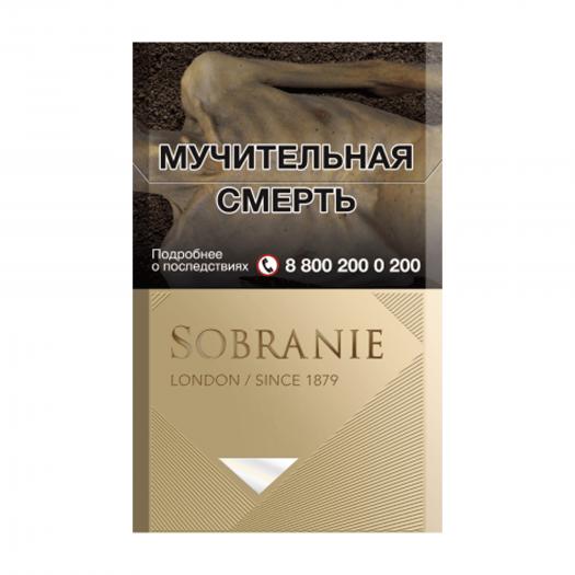 SOBRANIE Gold