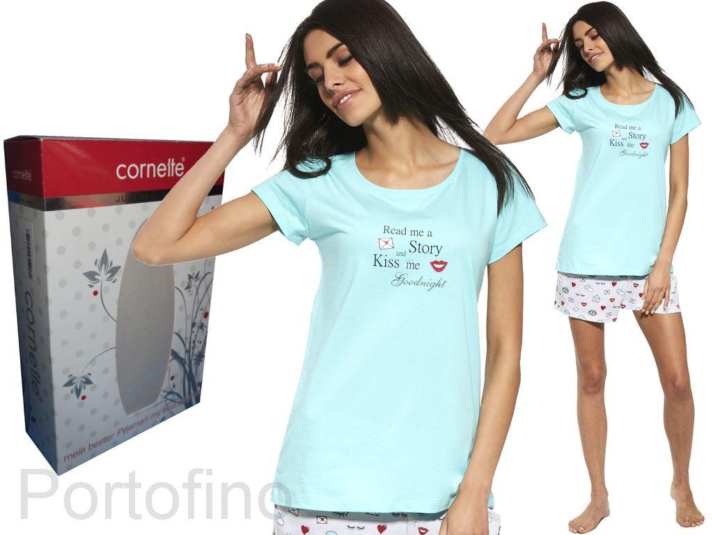 628-128 Пижама женская Cornette