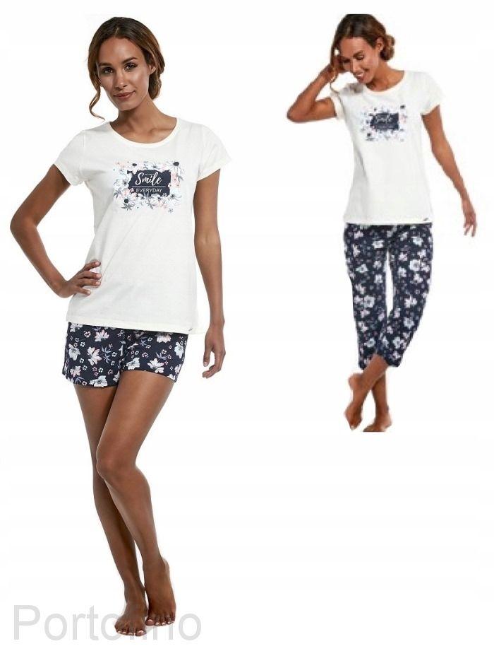 665-225 Пижама женская короткий рукав