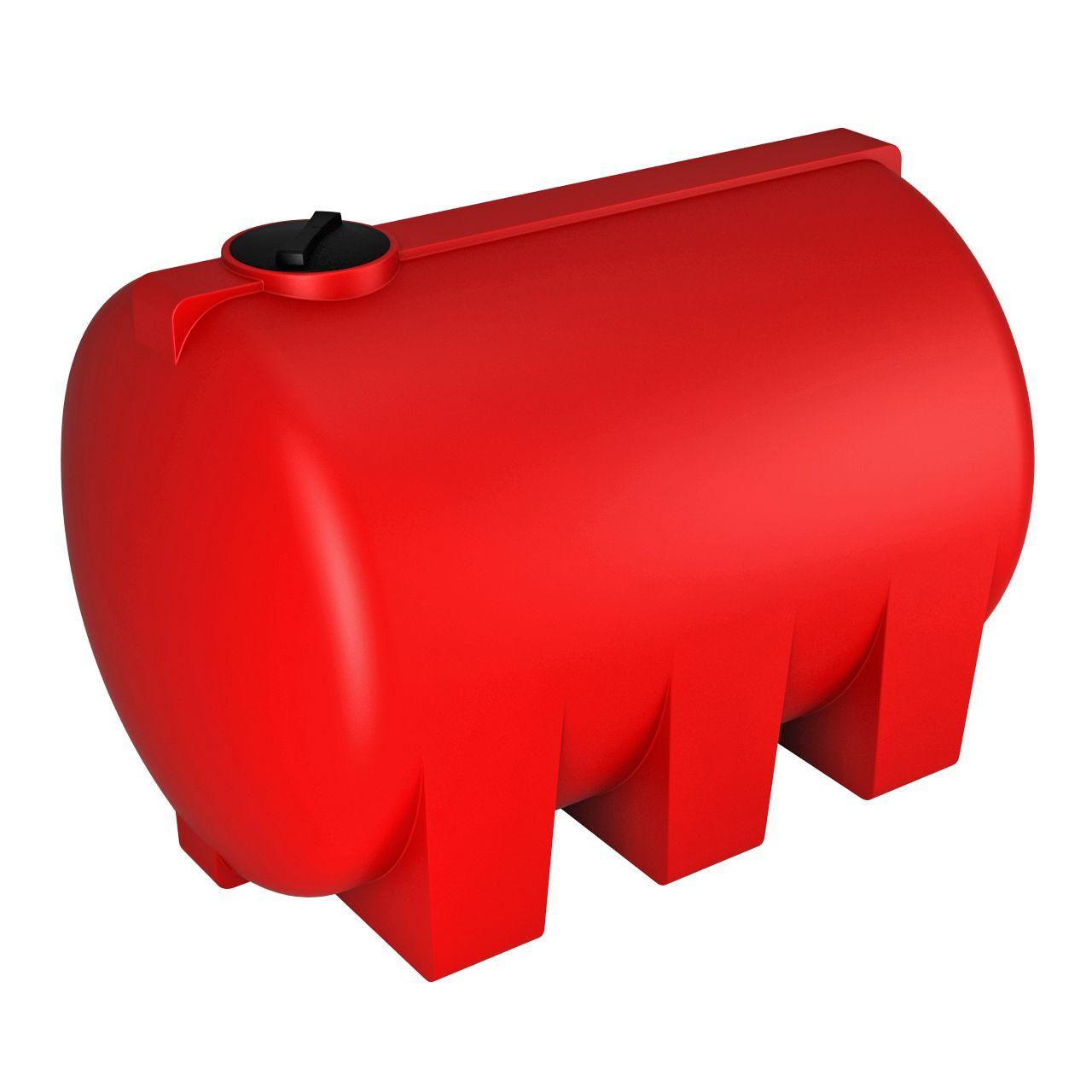 Емкость для КАС H 8000 литров с откидной крышкой