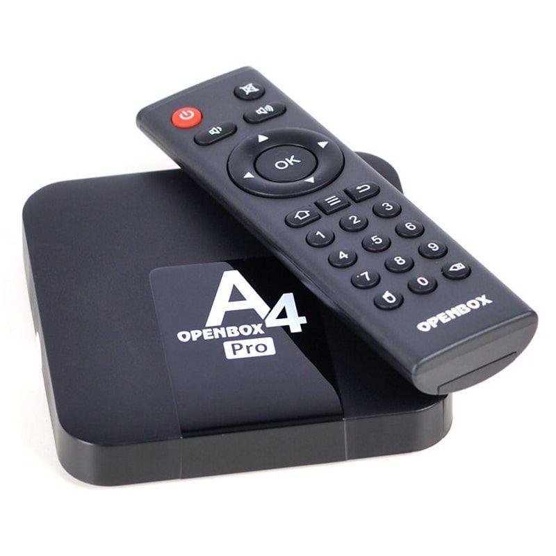 Медиаплеер IPTV Openbox A4 PRO