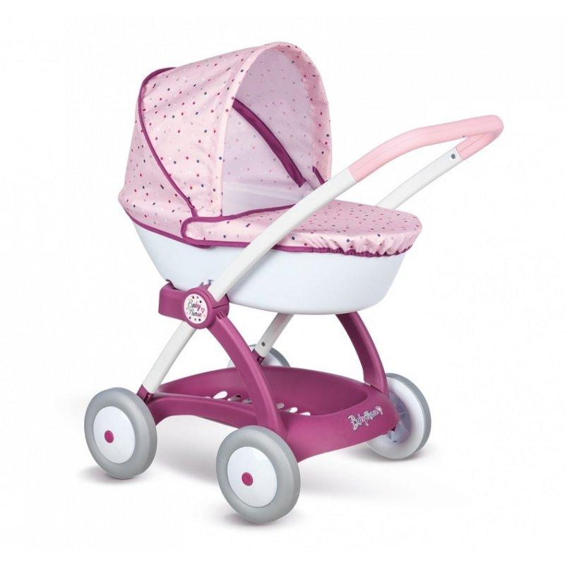 Коляска для кукол SMOBY Baby Nurse 254103