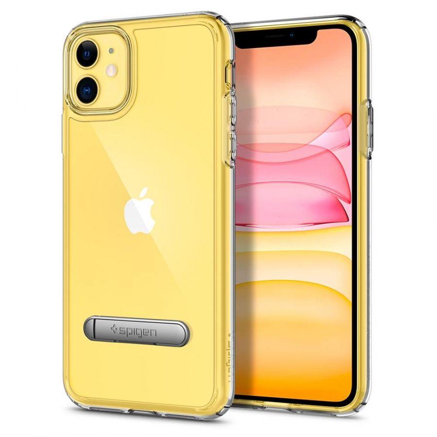 Чехол Spigen Ultra Hybrid S для iPhone 11 кристально-прозрачный