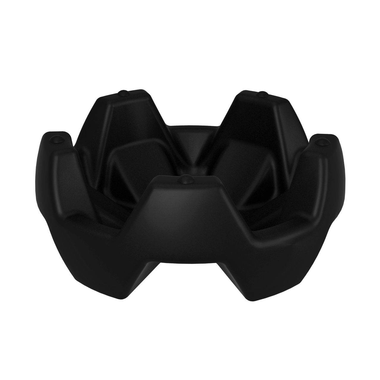 Вазон пластиковый FLOX черный