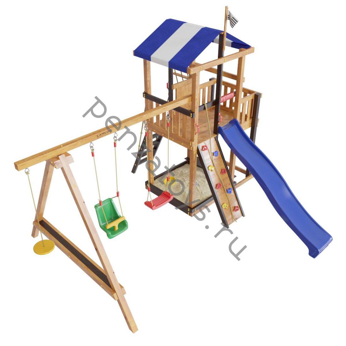 Детская игровая площадка Самсон Бретань