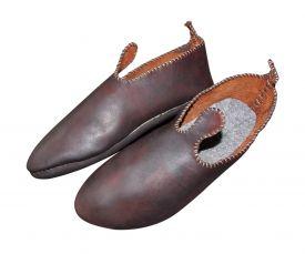 Туфли Византийские X-XII в.