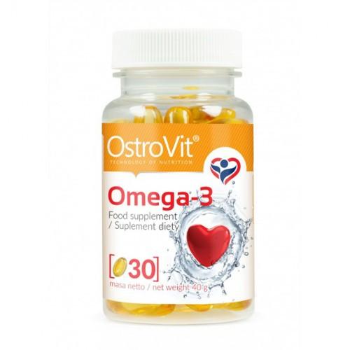 OMEGA 3 от OstroVit 30 капсул