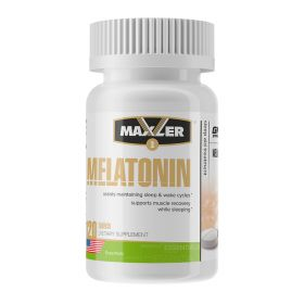 Melatonin 3 мг от Maxler 120 таблеток