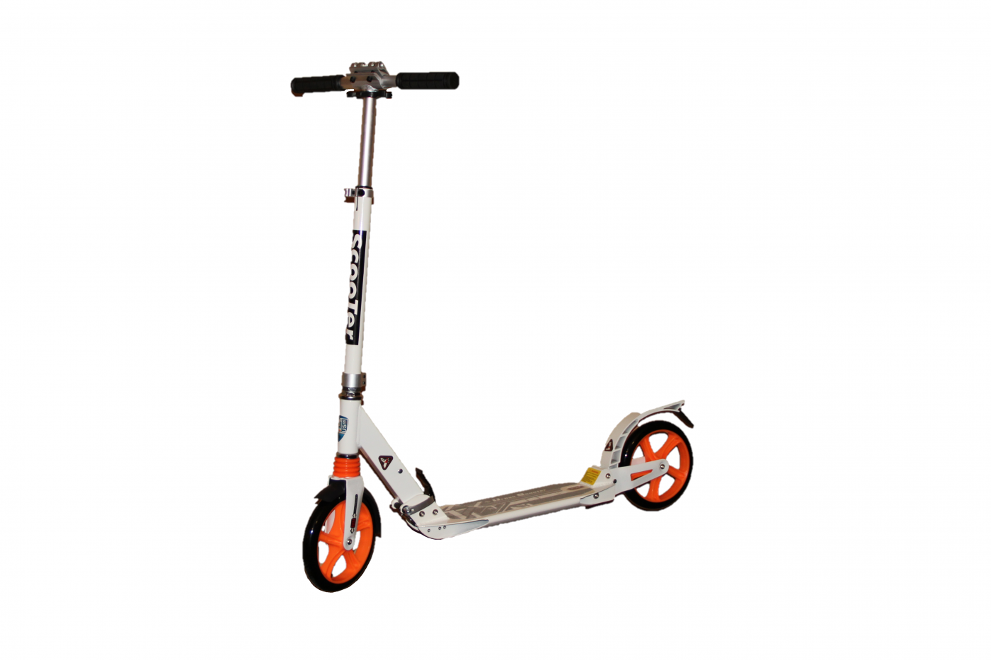 A02728 Самокат Scooter URBAN 9X Town Section белый