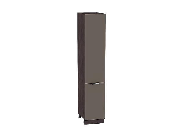 Шкаф-пенал Терра ШП400H (Смоки софт)