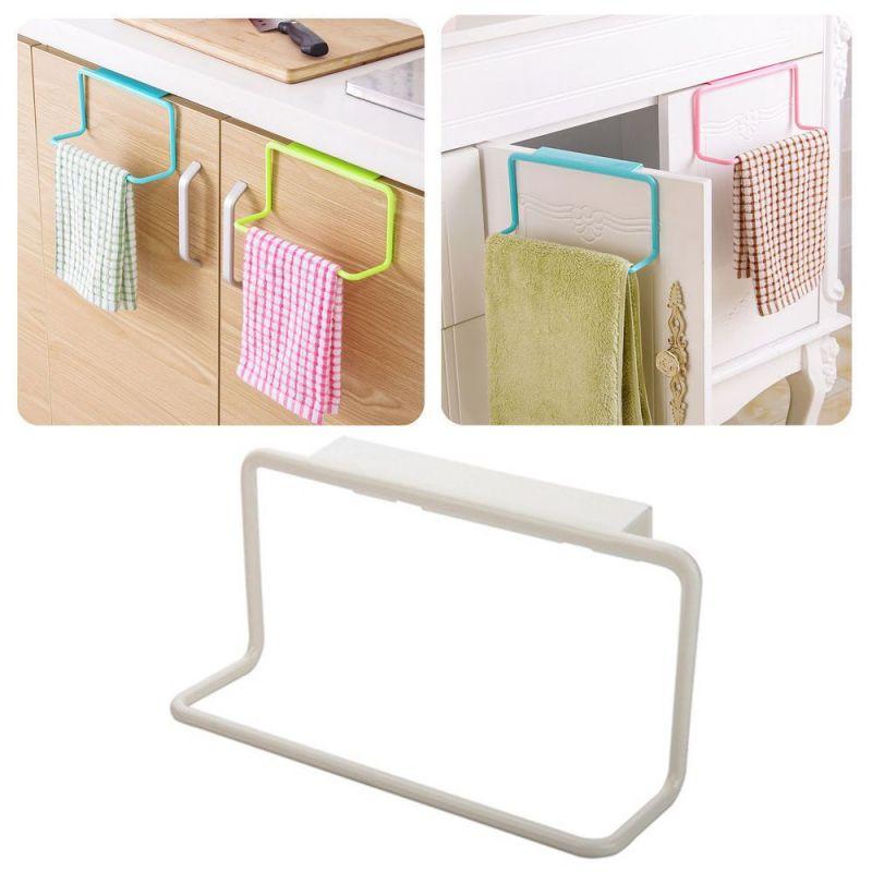 Подвесной держатель для полотенца (цвет белый)