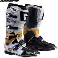 Ботинки Gaerne SG-12 2020, Бело-коричневые