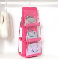 Органайзер для сумок Hanging Purse Organizer (цвет фуксия)_2