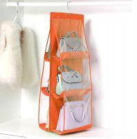 Органайзер для сумок Hanging Purse Organizer (цвет оранжевый)_2