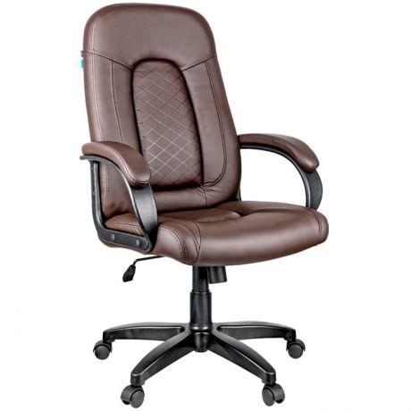 """Кресло руководителя Helmi HL-E29 """"Brilliance"""", экокожа, мягкий подлокотник"""