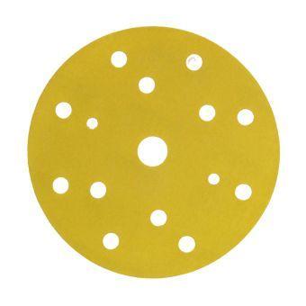 Круг абразивный 3M P360, 15 отверстий, шт