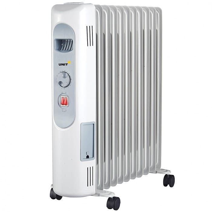 Масляный радиатор UNIT UOR-123