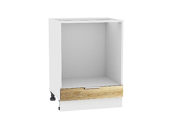 Шкаф нижний под духовку Терра НД600W (Ель карпатская)