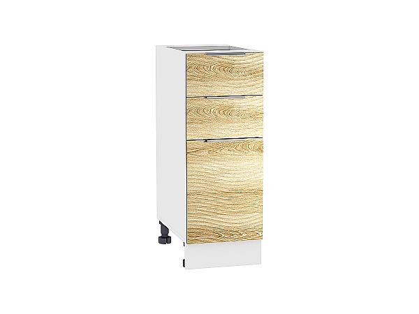Шкаф нижний Терра Н303W (Ель карпатская)