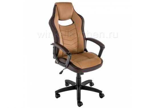 Компьютерное кресло Gamer коричневое