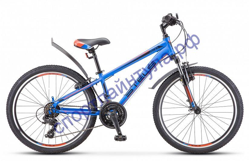 """Подростковый велосипед STELS Navigator-400 V 24"""" F010"""
