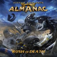 "ALMANAC ""Rush Of Death"" [CD/DVD]"