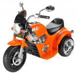 Детский электромобиль (2020) TR1508A (6V) Оранжевый