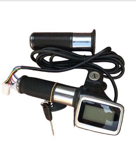 Ручка газа для электроскутера Citycoco с дисплеем