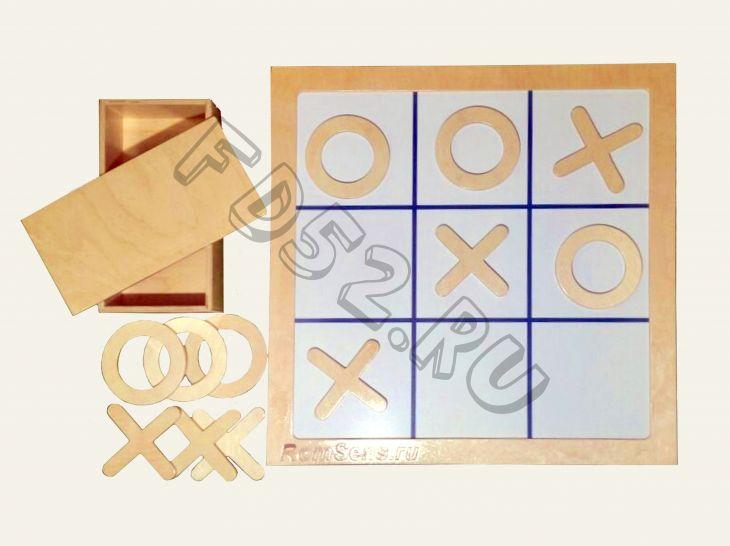 Настенная игра «Крестики-нолики» RG836