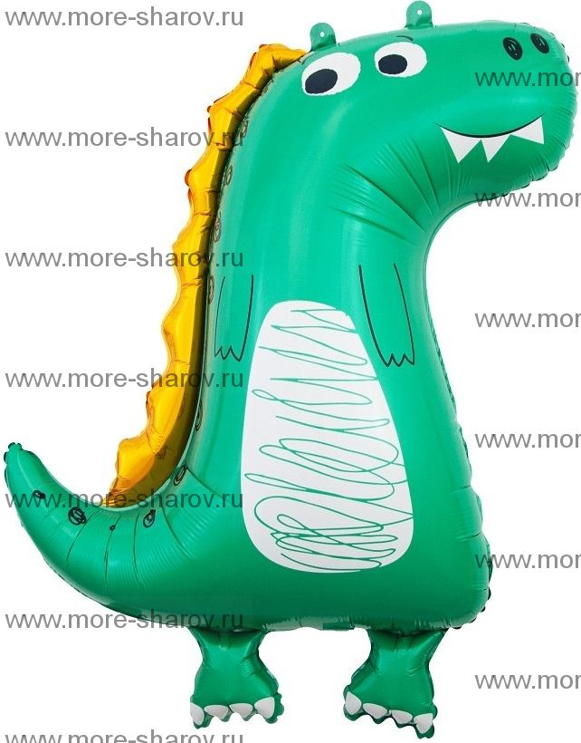 Шар Динозаврик 86 см