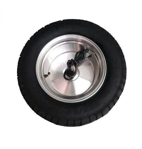 Мотор-колесо в сборе для электроскутера Citycoco  2000w 12 дюймов