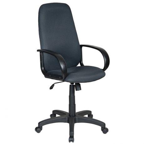 Кресло руководителя Бюрократ CH-808AXSN/TW ткань
