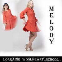Платье-плиссе 'Melody' (Lorraine Woolheart)