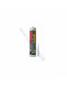 Герметик Hauser U универсальный силиконовый белый 260мл