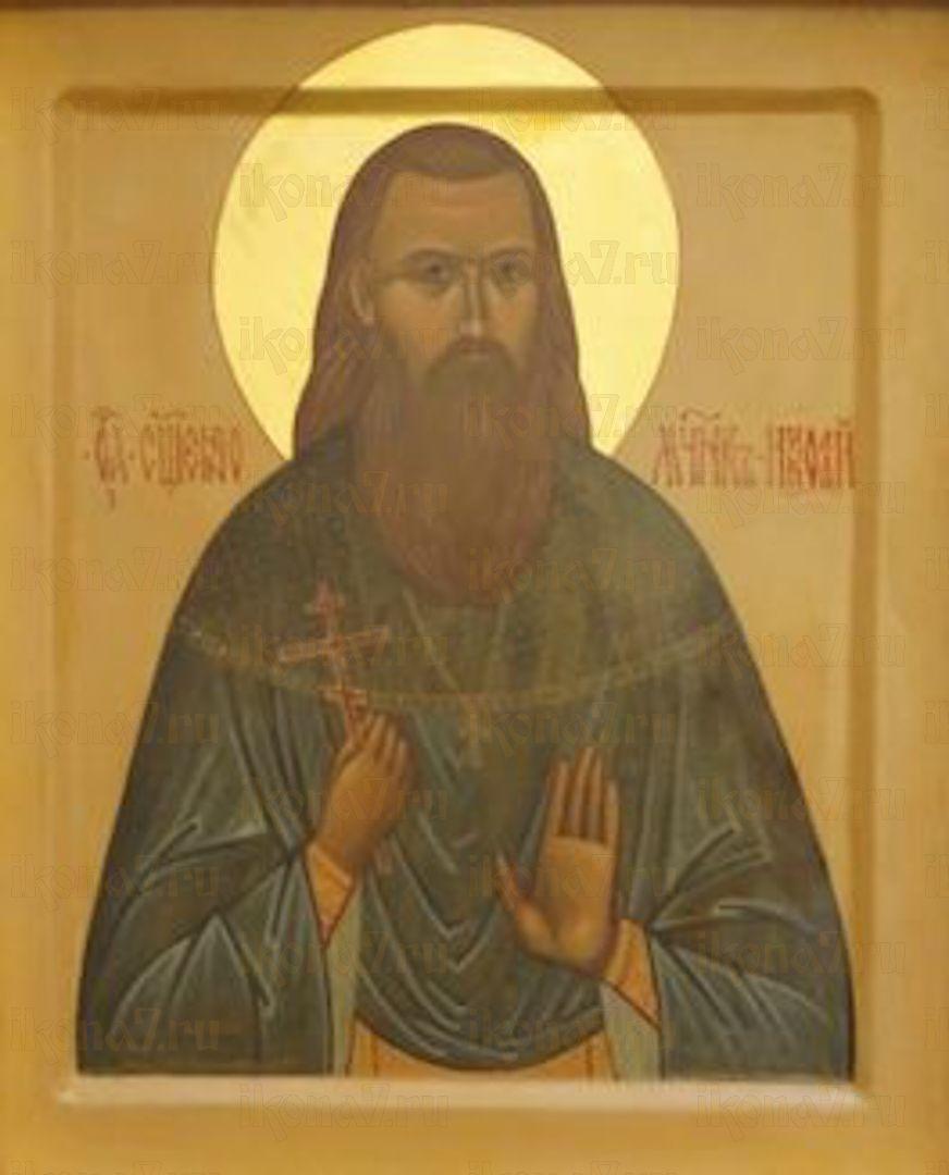 Икона Николай Морковин священномученик
