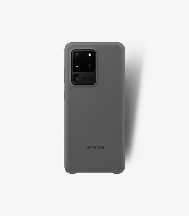 Чехол Samsung Silicone Cover Samsung Galaxy S20 Ultra